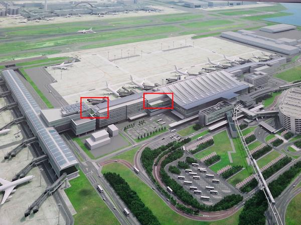 新東京国際空港(トップライトAL水切り)