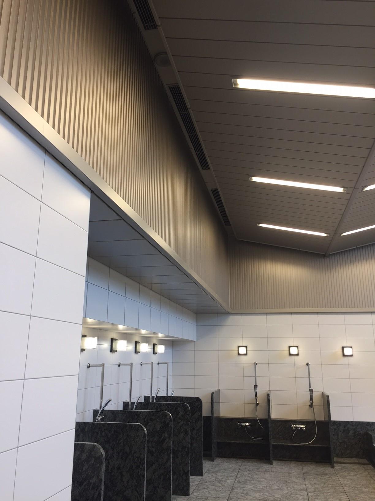 サンシティー立川昭和記念公園 天井照明パネル(4方) 天井・壁パネル・結露受け6