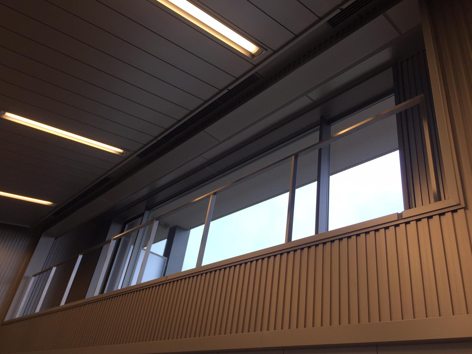 サンシティー立川昭和記念公園 天井照明パネル(4方) 天井・壁パネル・結露受け10