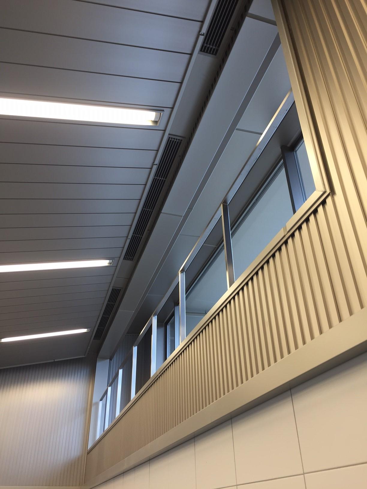 サンシティー立川昭和記念公園 天井照明パネル(4方) 天井・壁パネル・結露受け11